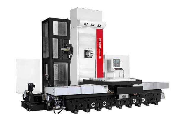 YOU JI,Horizontal Floor Type Boring And Milling Machine,HBM Series,HBM130 Series