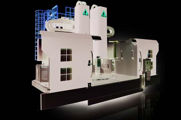 YOU JI,Vertical Machining Center,DVTMB Series,DVTMB4000ATC-2R系列